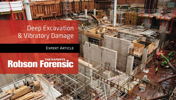 Structural Damage from Adjacent Construction Projects – Expert Article oleh - sewavibro.uno