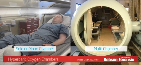 hyperbaric chambers solo and multiple expert witness