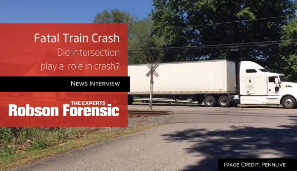Fatal Train Collision – Expert Discusses Grade Crossing