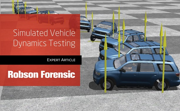 Vehicle Dynamics Testing – Expert Article on Virtual Simulations